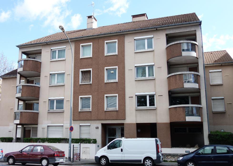 Réhabilitation Résidence Lutèce à Chalon-sur-Saône