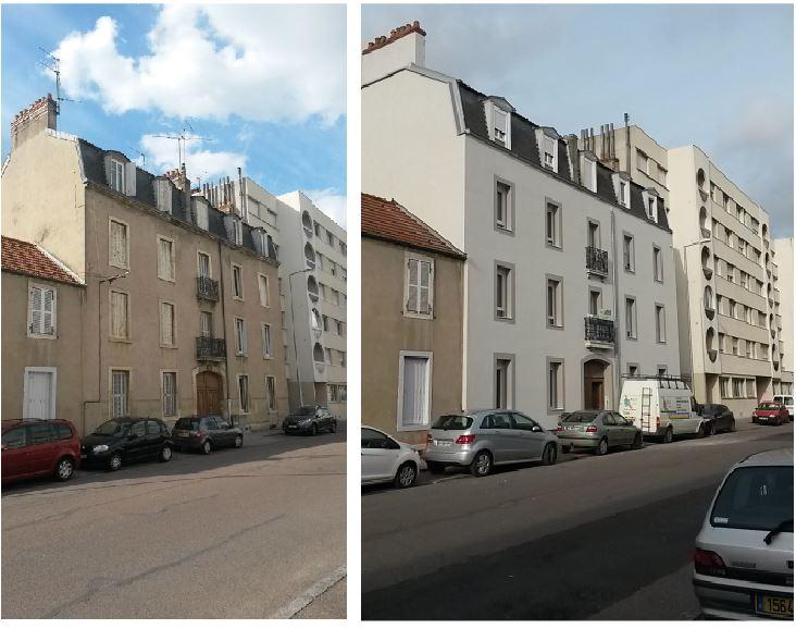 Acquisition-Amélioration à Dijon