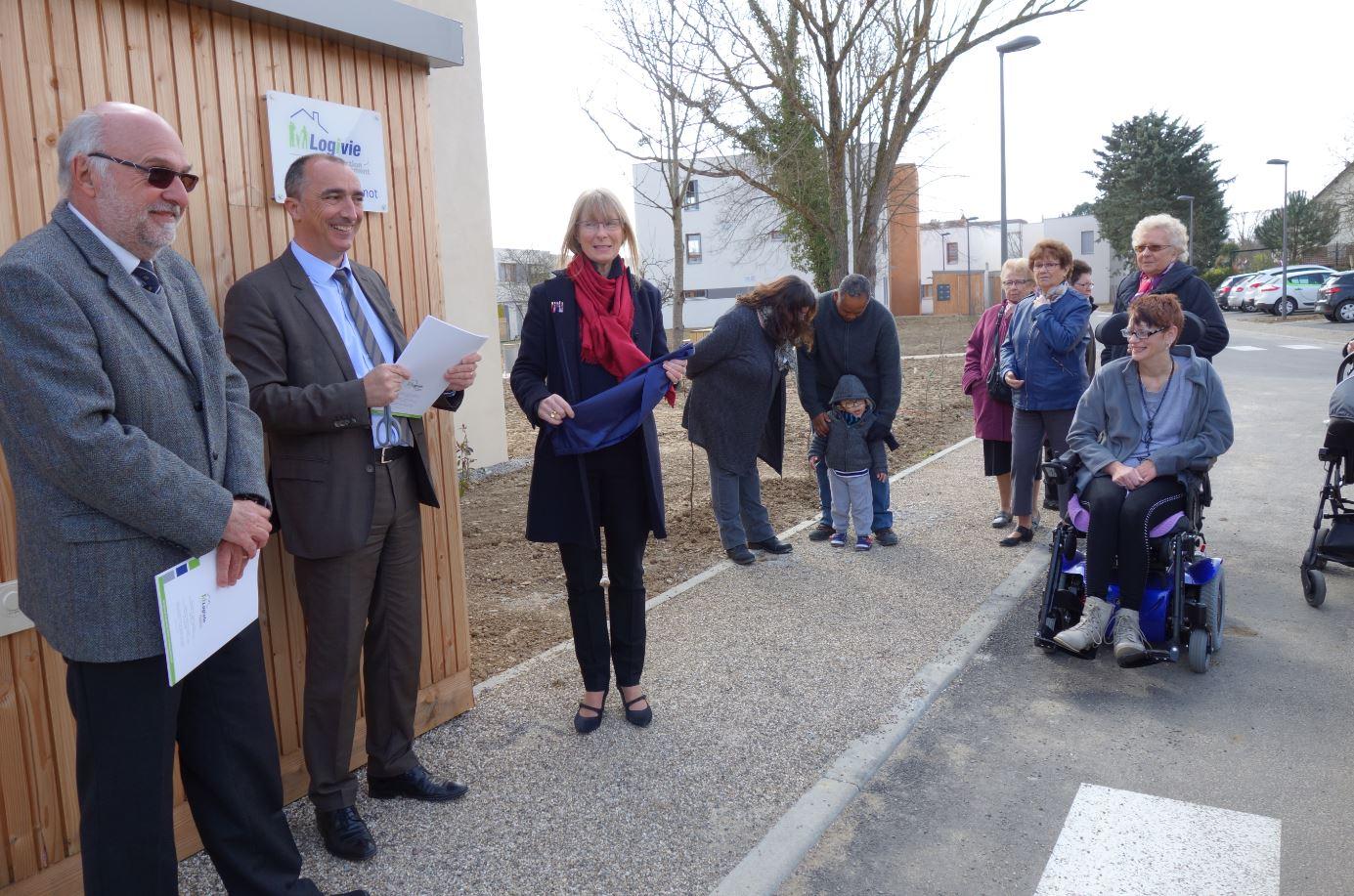 Une nouvelle résidence à Châtenoy-le-Royal