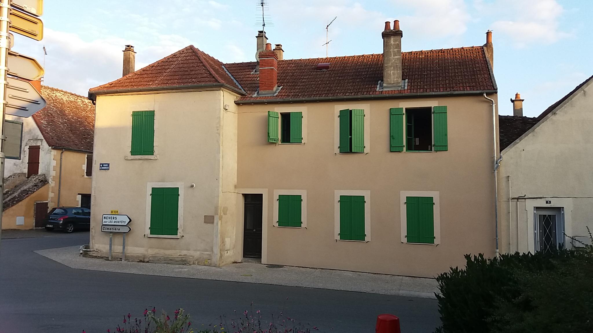 4 logements réhabilités à Marzy