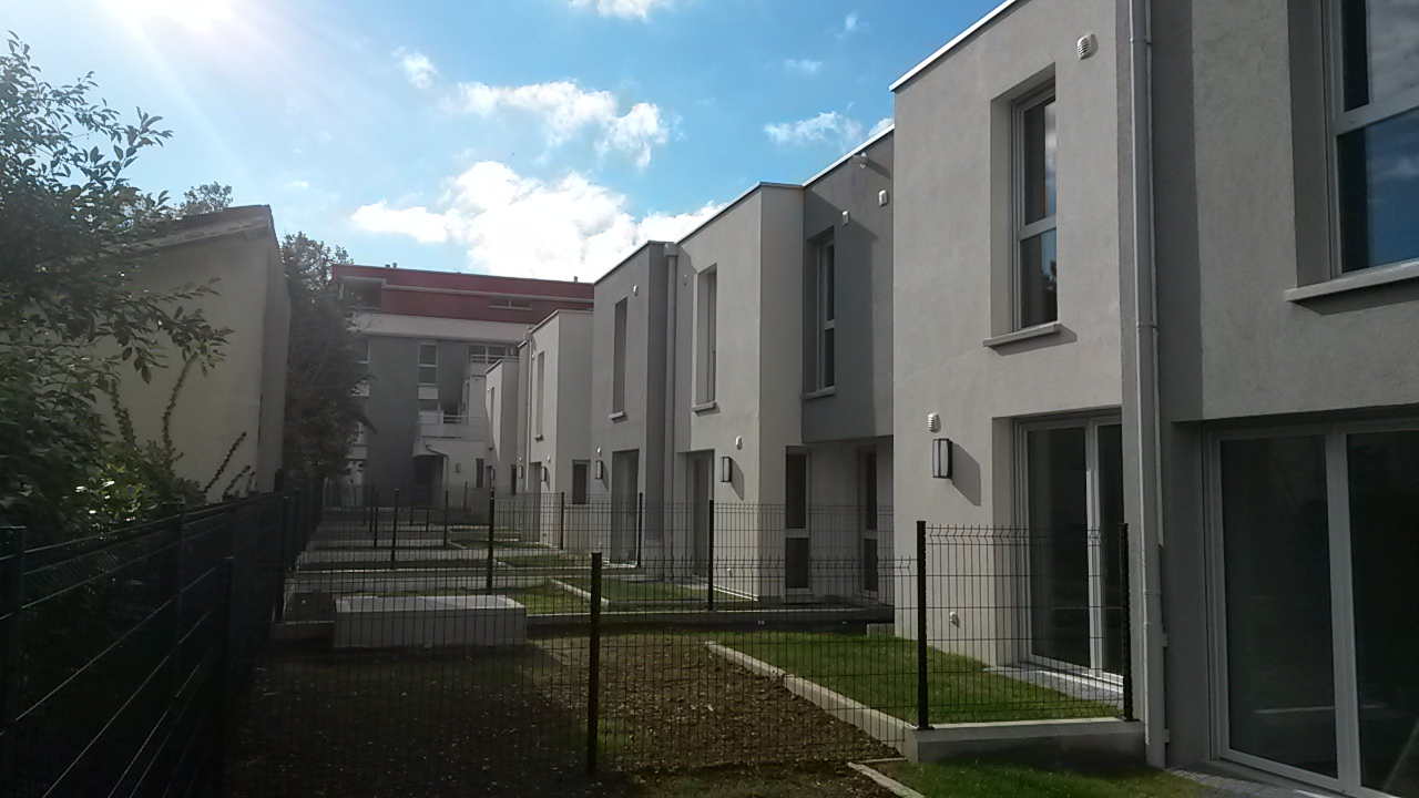 La résidence Les Bourroches accueille ses premiers habitants