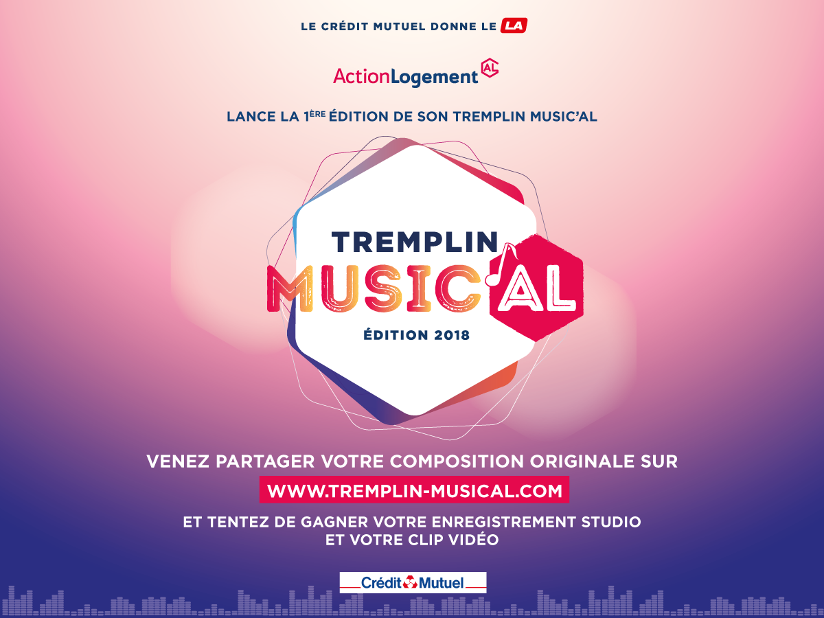 Le Tremplin Music'AL