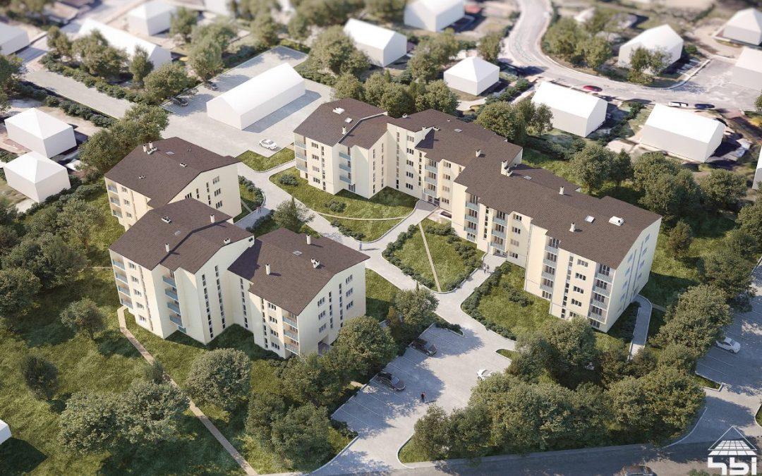 Réhabilitation de 100 logements à Nuits-Saint-Georges