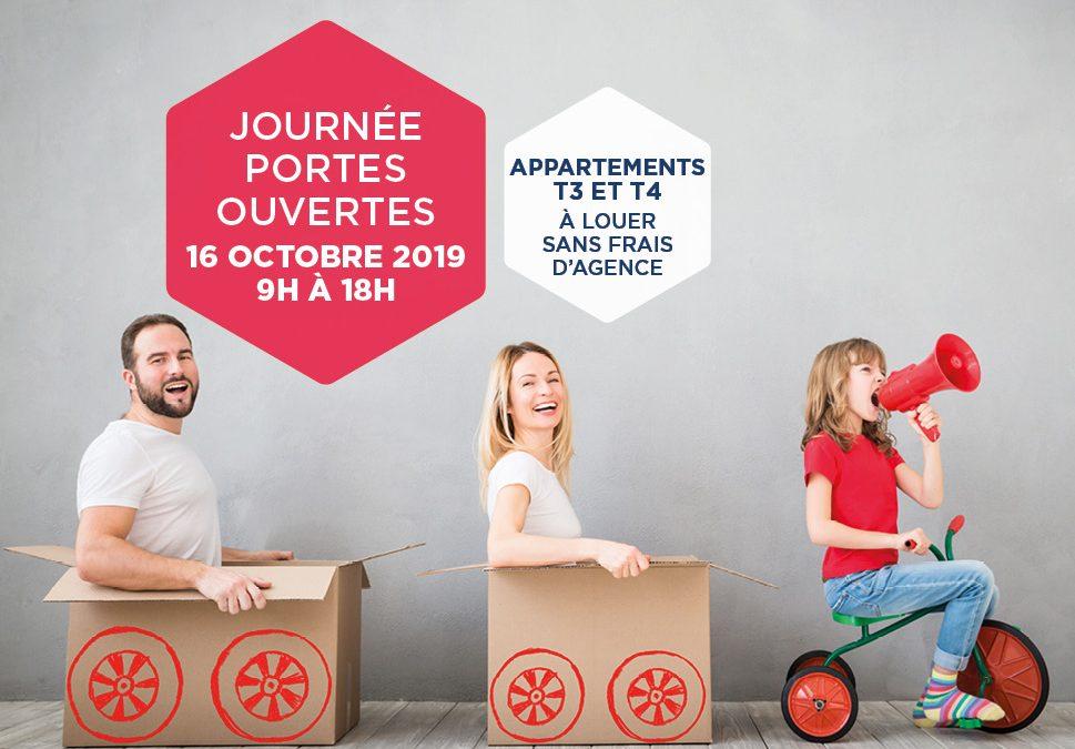 Journée Portes Ouvertes à Montceau-les-Mines – 16 octobre 2019