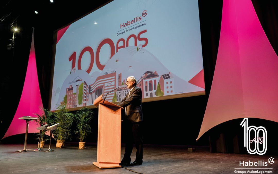 Habellis fête son 100ème anniversaire