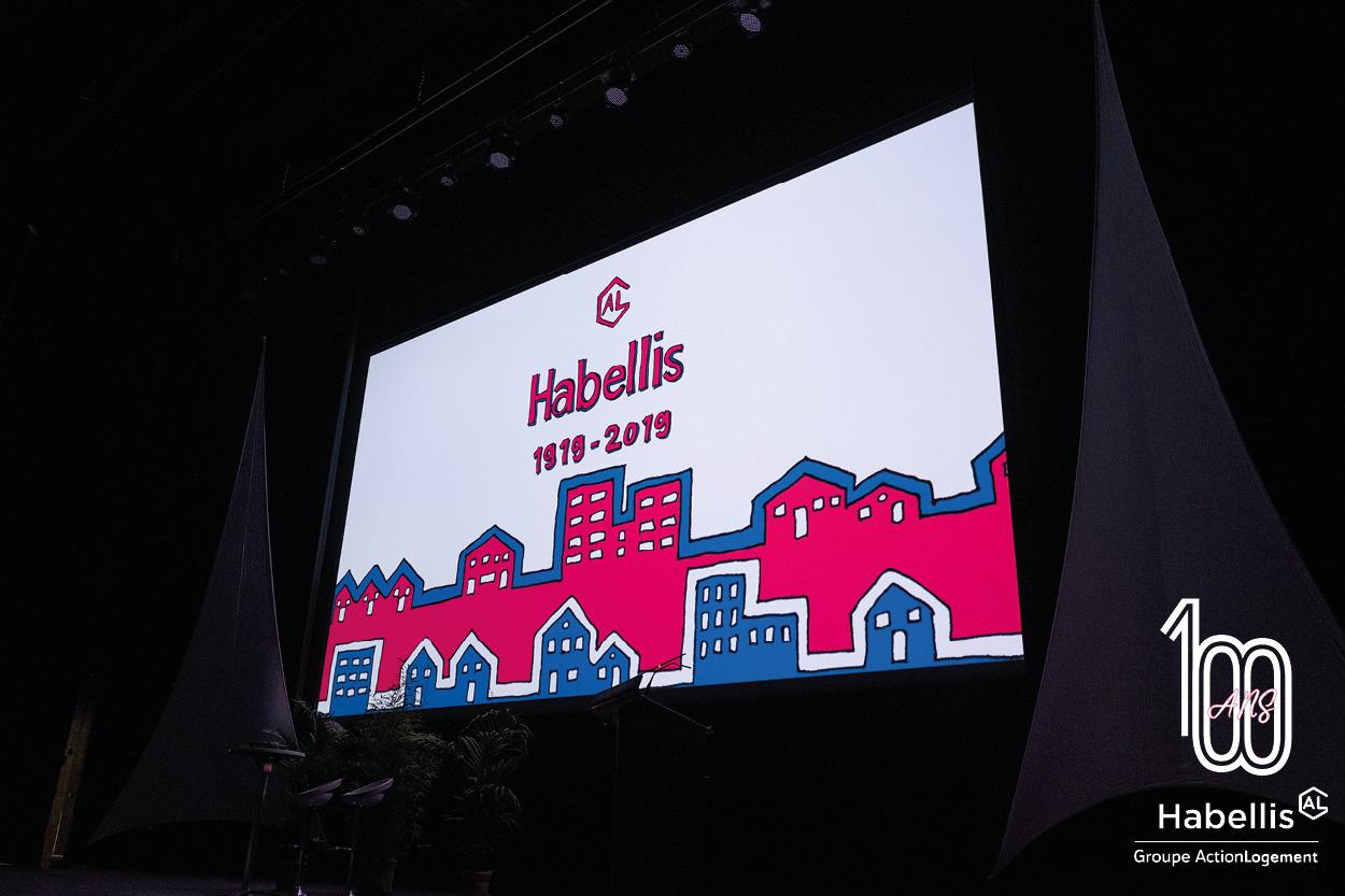 100 ANS HABELLIS - GROUPE ACTION LOGEMENT9