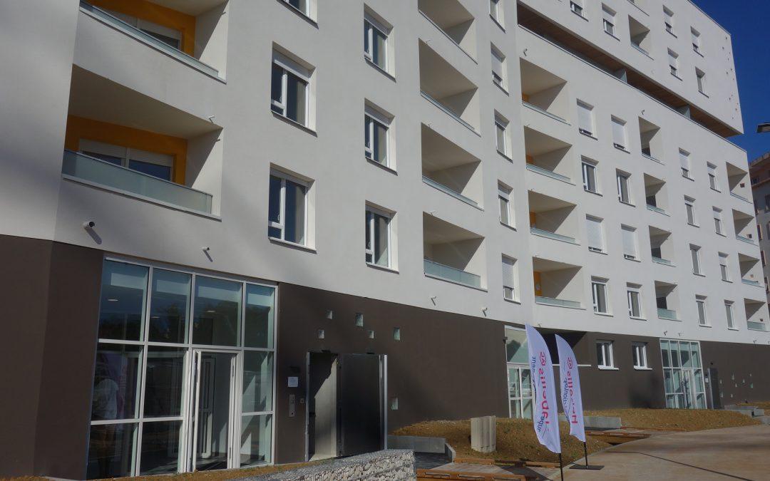 Articles de presse – Livraison de la nouvelle résidence «Délices»