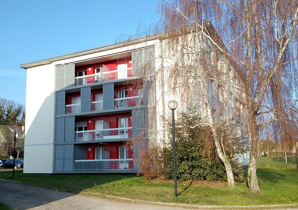 Le niveau Effinergie BBC Rénovation atteint à Villeneuve-la-Guyard
