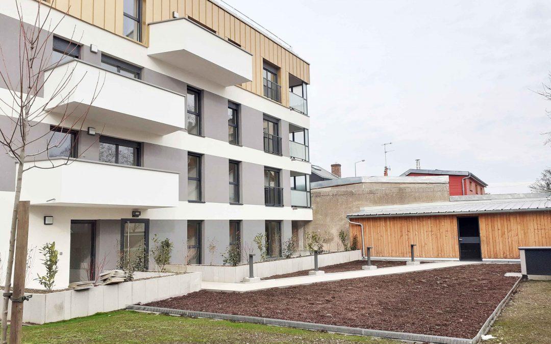 Livraison d'une nouvelle résidence : Clément Janin à Dijon