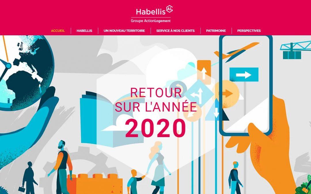 Rapport annuel Habellis 2020