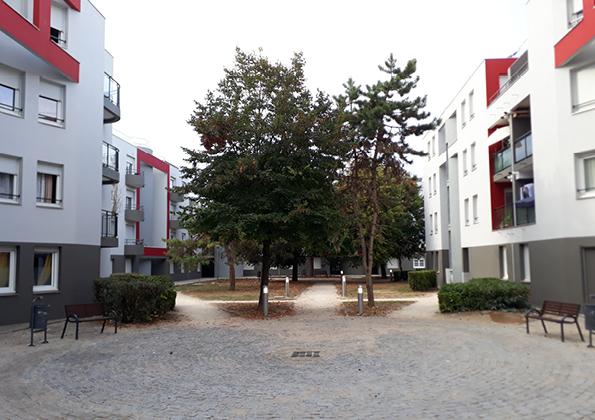 Réhabilitation de 97 logements, rue Recteur Bouchard à Dijon
