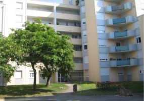 Appartement T4 de 78m² au rez de chaussée 1 Rue Robert Desnos  à Chalon-sur-Saône, 71100