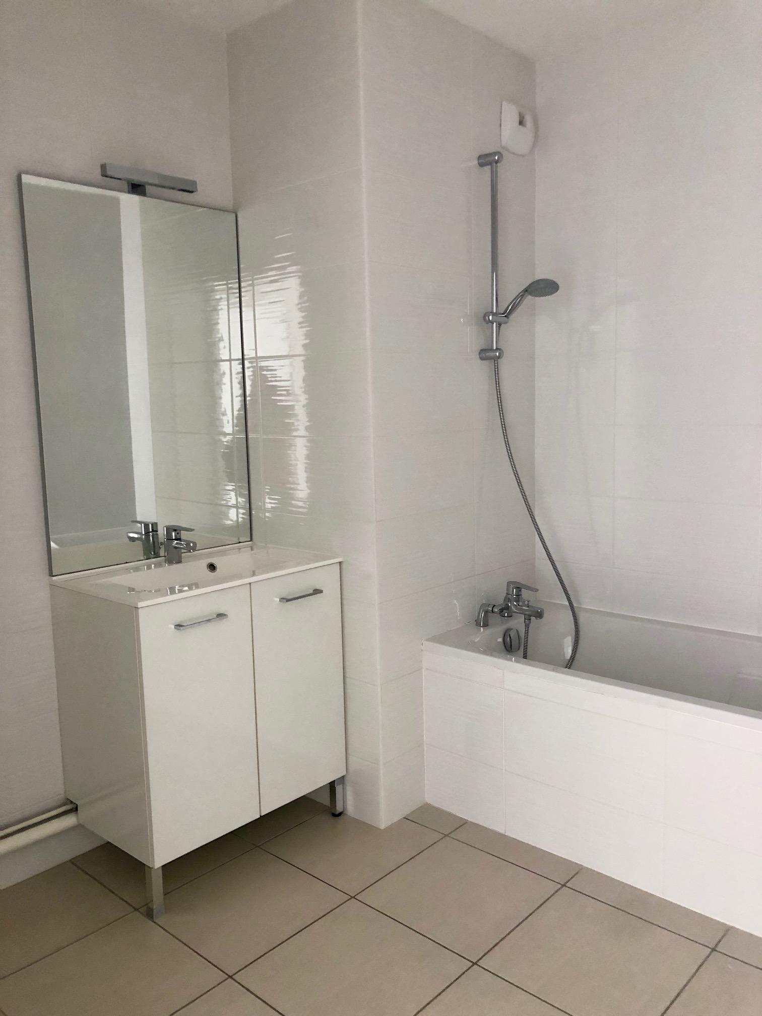 Salle de bain T4 Garden Avenue Dijon