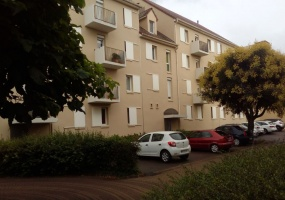 Appartement T3 au centre-ville d\'Autun