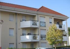 A Louer Appartement T3 de 66m² à CRISSEY
