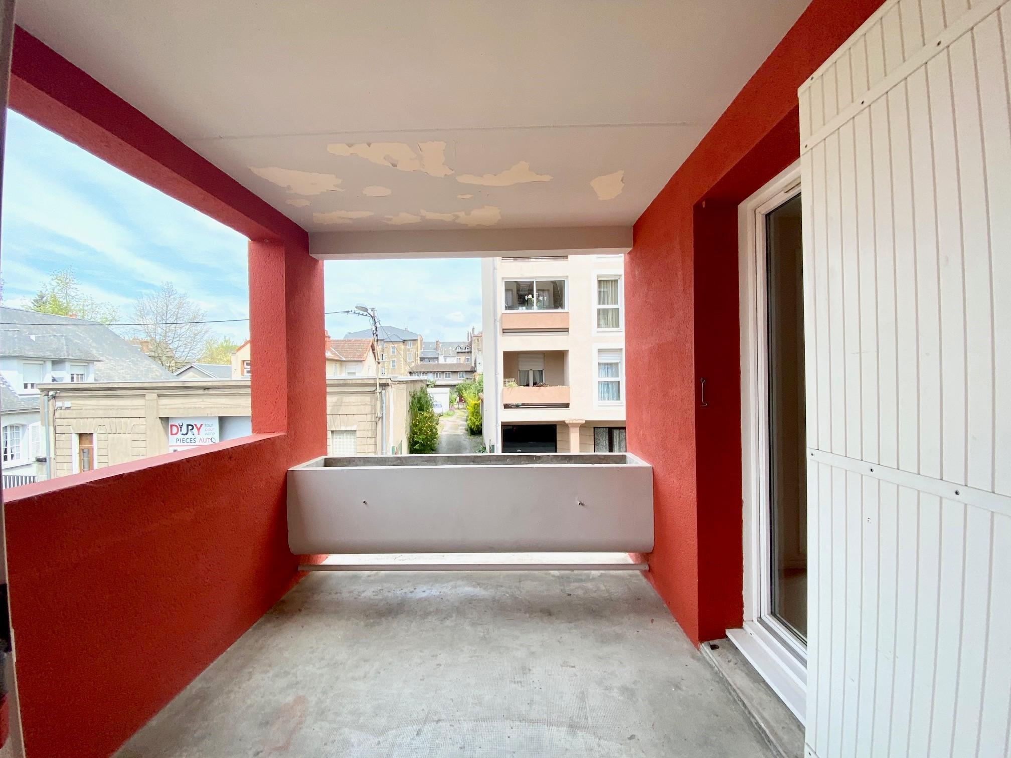 Appartement T3 au centre-ville d\'Autun